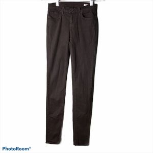 Angry Rabbit Chocolate Brown Skinny Jeans